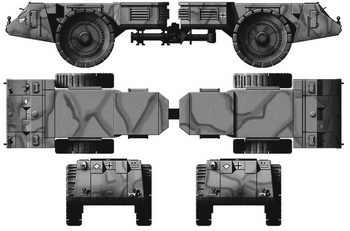 Raumer   S Krupp-raumer-s-minenraumpanzer