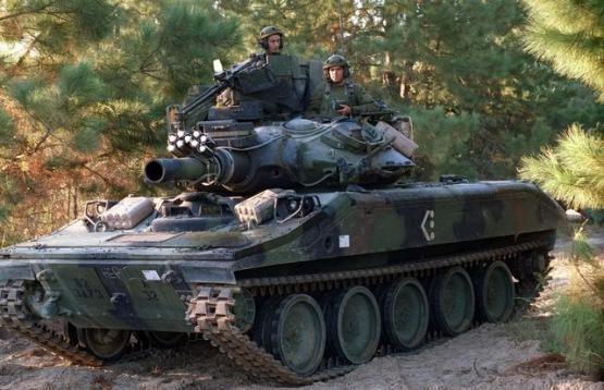 موسوعة الدبابات الاوربية والامريكية